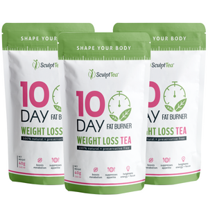 30 Day Fat Burner Tea