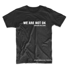 "Jumaane Williams ""WE ARE NOT OK"""