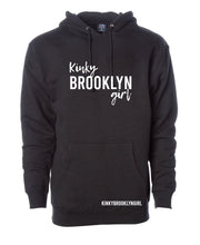 Signature Kinky Brooklyn Girl Hoodie