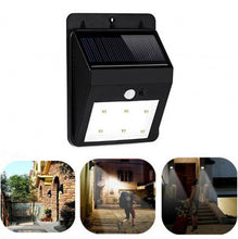 Waterproof Sensor Wall Guard Light