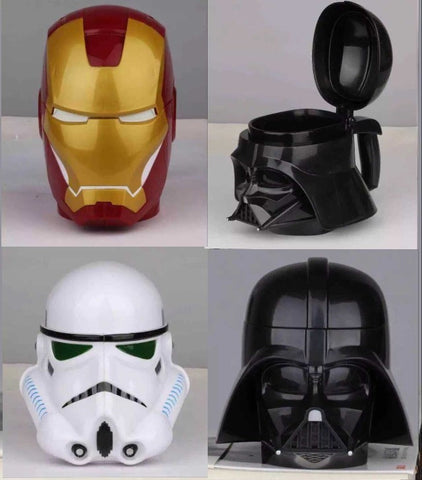 3D Star Wars Design Mugs