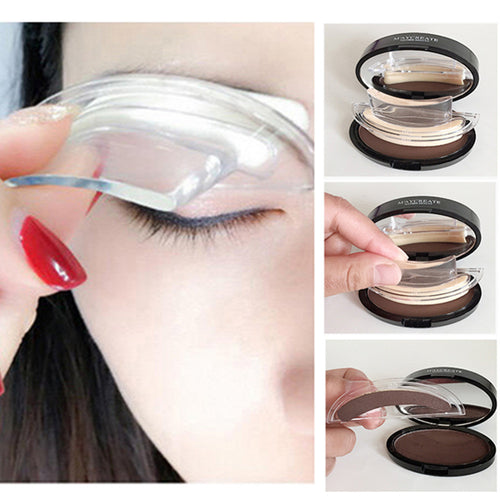 AMAZING PERFECT WATERPROOF EYEBROW STAMP