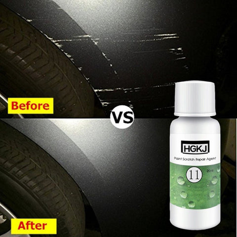 Care Maintenance For Car Polish Paint Scratch Repair