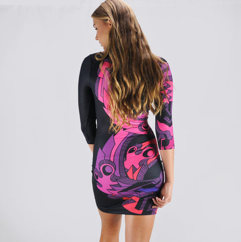 Zoku Urban Tribal Dress