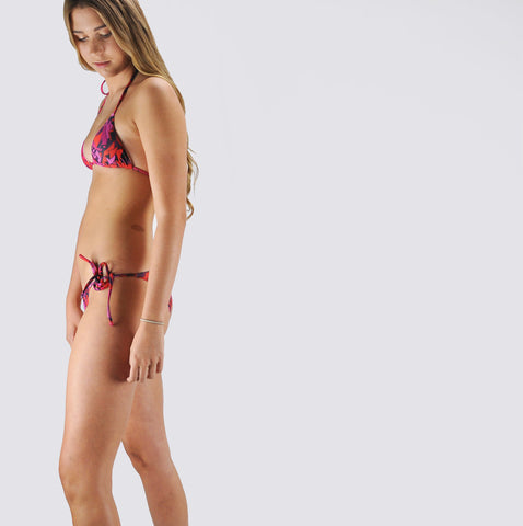 Zoku Tribal Pink Bikini Set