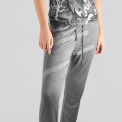 Zoku Womens Tribal Grey Pant