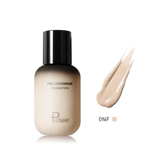 PINkart-USA 0NF Pudaier 40Ml Pro Longwear Face & Body Foundation Spf 30 Sheer Coverage Hydrating Liquid Face