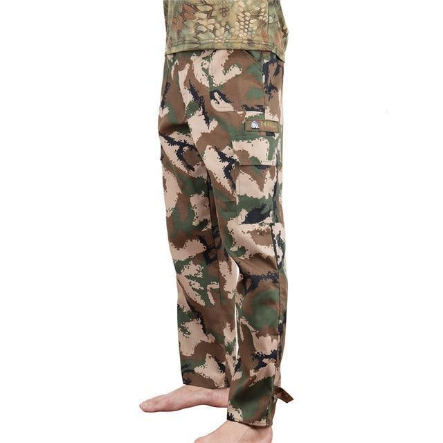 PINkart-USA 1 / S / China Joggers Pants Men Camouflage Military Pure Arrival Spring Autumn Harem Pant Men Trousers Camo
