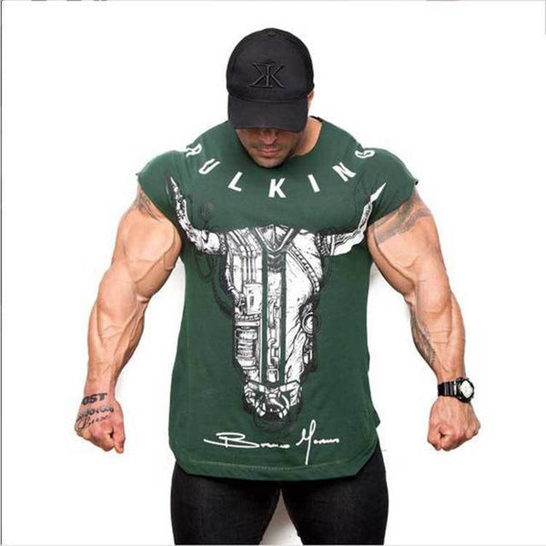 Fitness Sport Shirt Men Rashgard Mens Quick Dry Fit Men Running Shirt Crossfit T Shirt Gym Sport