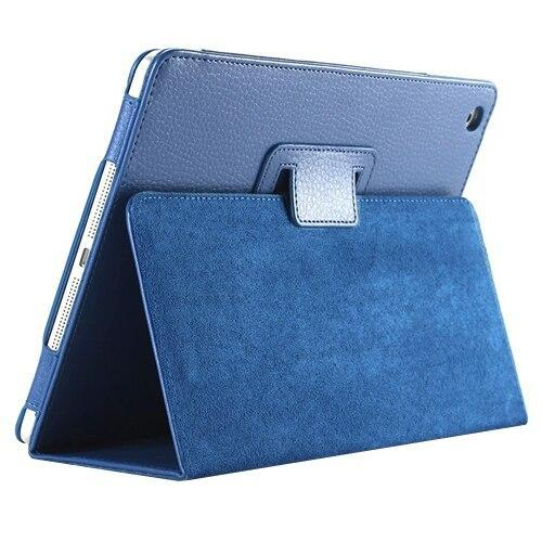 PINkart-USA 10 New For Apple ipad 2 3 4 Magnetic Flip Litchi PU Leather Case For ipad 3 for ipad 4 Cover with Smart Stand Holder