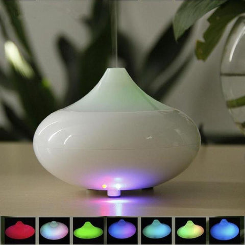 140Ml Essential Oil Aroma Diffuser Ultrasonic Humidifier Air Purifier Home Office Mini Aroma