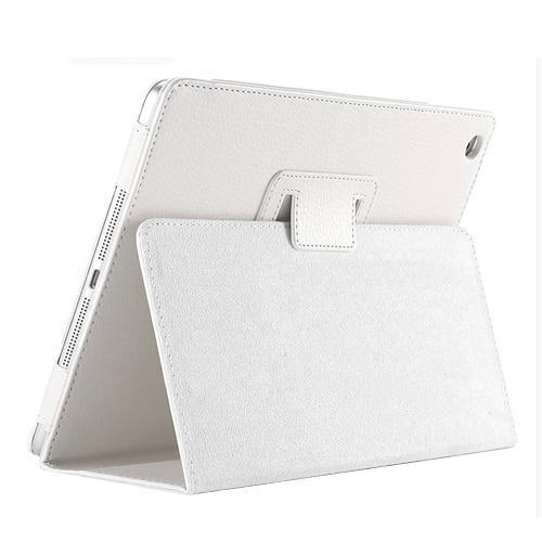 PINkart-USA 2 New For Apple ipad 2 3 4 Magnetic Flip Litchi PU Leather Case For ipad 3 for ipad 4 Cover with Smart Stand Holder