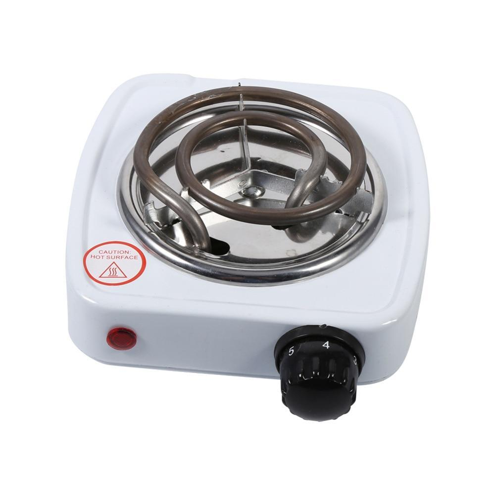 PINkart-USA 220V 500W Electric Stove Hot Plate Iron Burner Home Kitchen Cooker Coffee Heater Hotplate Kitchen