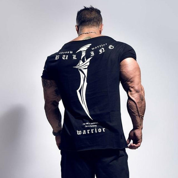 PINkart-USA 25 / Asian M Fitness Sport Shirt Men Rashgard Mens Quick Dry Fit Men Running Shirt Crossfit T Shirt Gym Sport