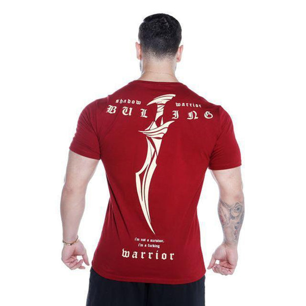 PINkart-USA 26 / Asian M Fitness Sport Shirt Men Rashgard Mens Quick Dry Fit Men Running Shirt Crossfit T Shirt Gym Sport