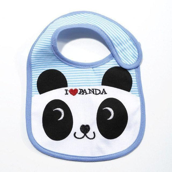 PINkart-USA 3 / One Size Sales 20 Styles Changed Baby Cotton Bibs Infant Cartoon Waterproof Saliva Towel High Quality Carter