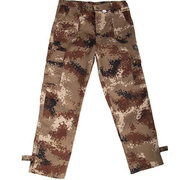 PINkart-USA 3 / S S-4Xl Mens Jogger Pencil Harem Pants Men Camouflage Military Pants Loose Comfortable Cargo Trousers