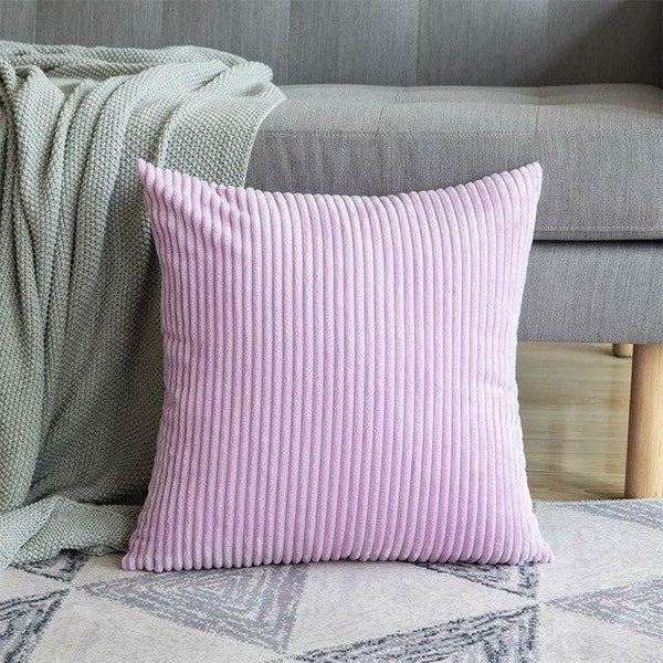 PINkart-USA 30CMX50CM / Grape Purple 1 Pc Soft Soild Decorative Square Throw Pillow Covers Set Cushion Cases Comfortable Corduroy