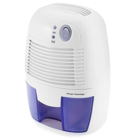 PINkart-USA 500Ml Home Air Dehumidifier Semiconductor Desiccant Moisture Absorbing Car Mini Air Dryer