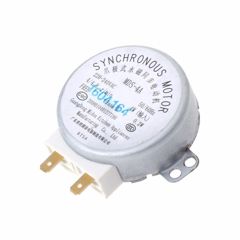 5cm 220-240v Microwave Oven Tray Synchronous Motor For Microwave Oven Engine Parts