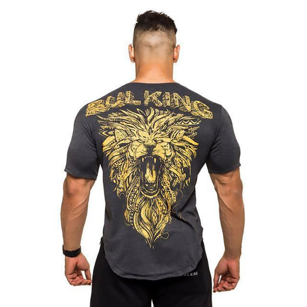 PINkart-USA 8 / Asian M Fitness Sport Shirt Men Rashgard Mens Quick Dry Fit Men Running Shirt Crossfit T Shirt Gym Sport
