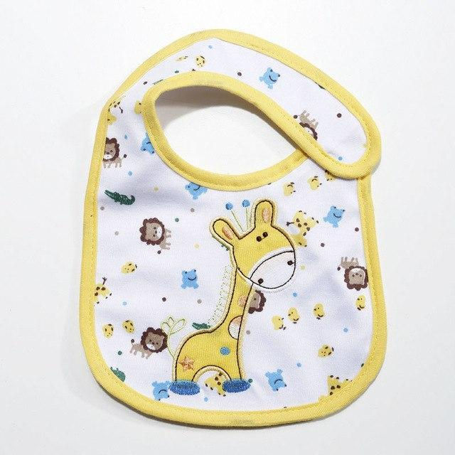 PINkart-USA 9 / One Size Sales 20 Styles Changed Baby Cotton Bibs Infant Cartoon Waterproof Saliva Towel High Quality Carter