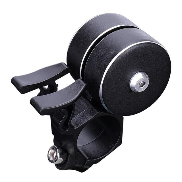 PINkart-USA A / China Arrival Bicycle Bell With Double Click 120Db Bicycle Handlebar Bell Alarm Bike Horn Bells Cycling