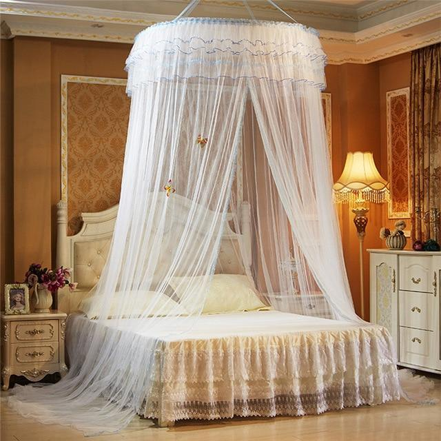 PINkart-USA A Luminous Butterfly Baby Tent Crib Netting Palace Bedroom Bed Curtain Kids Girls Mantle Mosquito Net