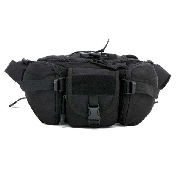 PINkart-USA A / Other 5 Colors Tactical Molle Bag Waterproof Waist Fanny Pack Hiking Fishing Sports Hunting Waist Bags