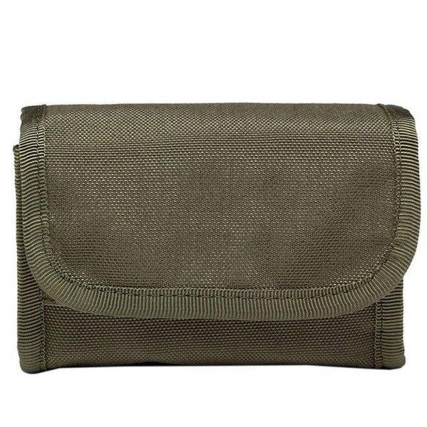 Hunting Tactical 10 Round Pouches Shotshell Reload Holder Molle Pouch 12 Gauge/20G Magazine Ammo
