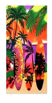 PINkart-USA as photos 14 / 70x140cm Men Big Beach Towels Tiger Horse Dolphin Microfiber Fabric 70*140Cm Bath Towel Hotel Large Beach