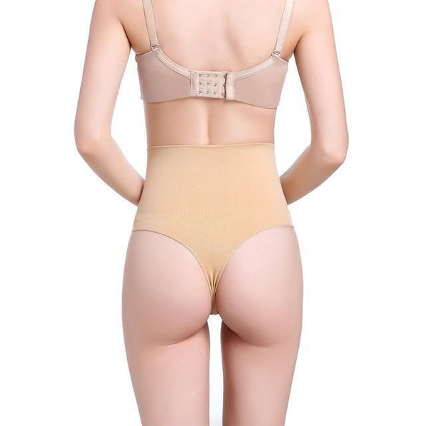 PINkart-USA Beige / L Sexy Women Body Shaper Panty Seamless Booty Butt Lifter Panties High Waist G-String Thong Panties
