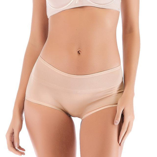 PINkart-USA beige / XXL Sexy Butt Lifter Women Enhancers Shapers Slimming Body Shaper Control Panties Removable Inserts