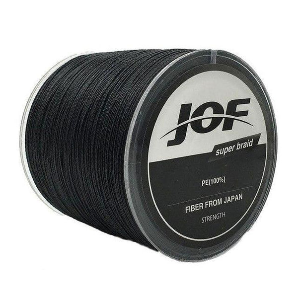 PINkart-USA Black / 1.0 8 Strands Weaves 500M Extrem Strong Japan Multifilament Pe 8 Braided Fishing Line 15 20 30 40 50 60