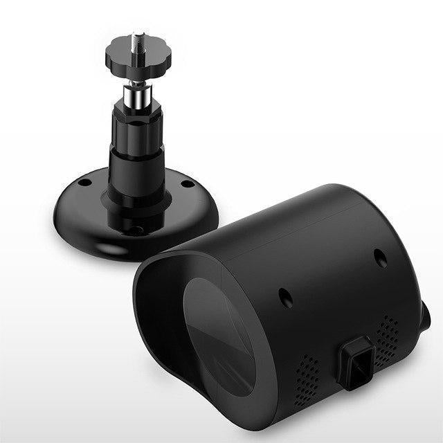 PINkart-USA Black / China 360 Degree Swivel Bracket Holder For Yi 1080P/720P Home Camera Outdoor&Indoor Weatherproof Housing For Xiaoyi Home Camera