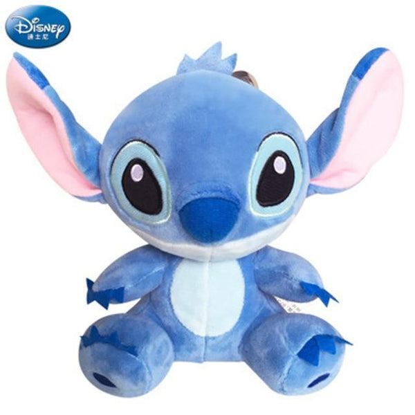 L Lilo And Stitch Winnie The Pooh Mickey Mouse Minnie Plush Toys Doll 17-20Cm Stuffed Toys