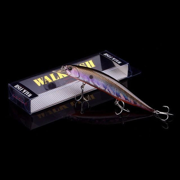 PINkart-USA C 3 Hot Model Wobbler Fishing Lure 135Mm 17.4G Floating Minnow Crankbait Bass Pike Bait Fishing