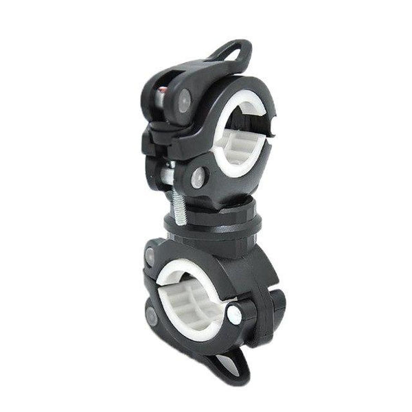 PINkart-USA C / China 360 Degree Rotary Multifunctional Bicycle Flashlight Holder Cycling Accessories Lamp Holder Bike