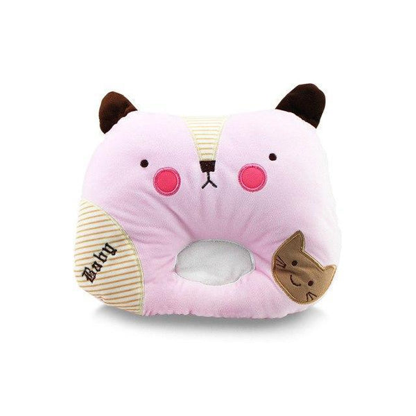 PINkart-USA Cat Pink Born Shaping Nursing Pillow Animals Baby Room Decor Pillows Wall Stickers Kids Boy Girl Crib