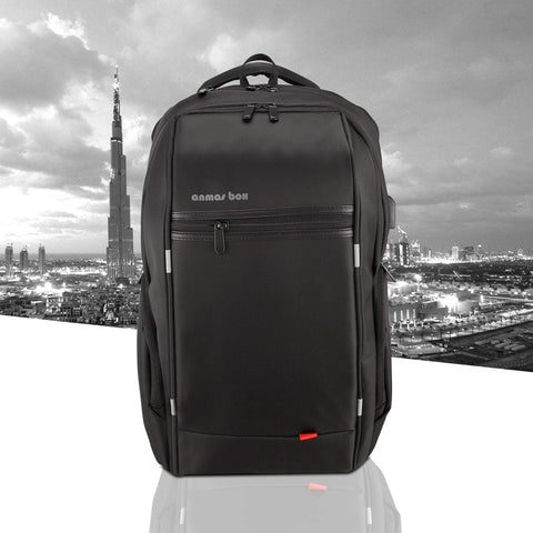 PINkart-USA China / 15 Inches 15 Inch Laptop Backpack Usb Charging Waterproof Backpack Anti Theft Male Backpack For Men Mochila Leisure Travel Backpack