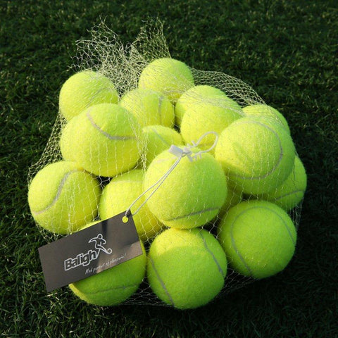 PINkart-USA China 18Pcs/Set Sports Yellow Tennis Balls Tournament Outdoor Fun Cricket Beach Dog High Quality Sport