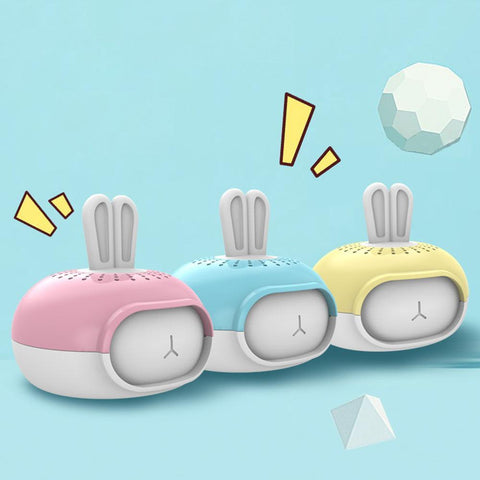 PINkart-USA China / Pink Christmas Gift Mini Portable Cute Bluetooth Speaker With Music/Anti-Drop/Voice Prompt/Call Function