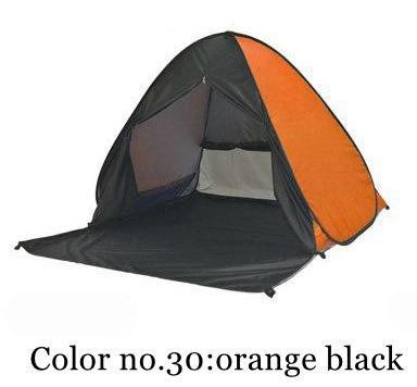 PINkart-USA Color 30 / China Portable Beach Tent!Pop Up Automatically Set Up Camping Beach Tent With Curtain Quickly Open
