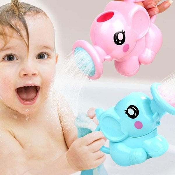 PINkart-USA Cute Elephant Baby Bath Toys Plastic Water Spray For Baby Shower Swimming Toys Kids Gifts Cartoon