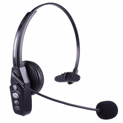 PINkart-USA Default Title Arama Jbt800 Bluetooth Headphones With Microphone Office Wireless Headset Over Head Earpiece For