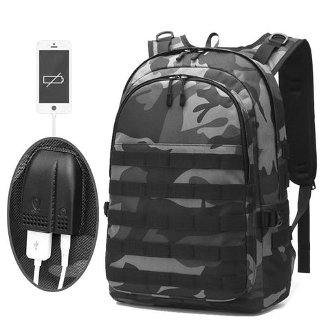 PINkart-USA Default Title Military Tactical Assault Pack Backpack Multifunctional Usb Charging Army Rucksack Travel Backpack Mochila Militar Tactica