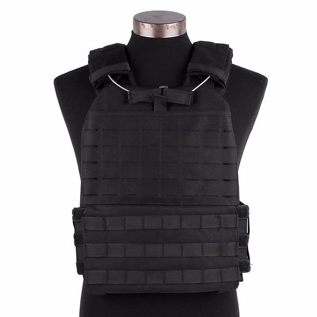 PINkart-USA Default Title Tactical Vest Military Molle System Outdoor Combat Sports Loading Adjustable Elasticity Chest Vests