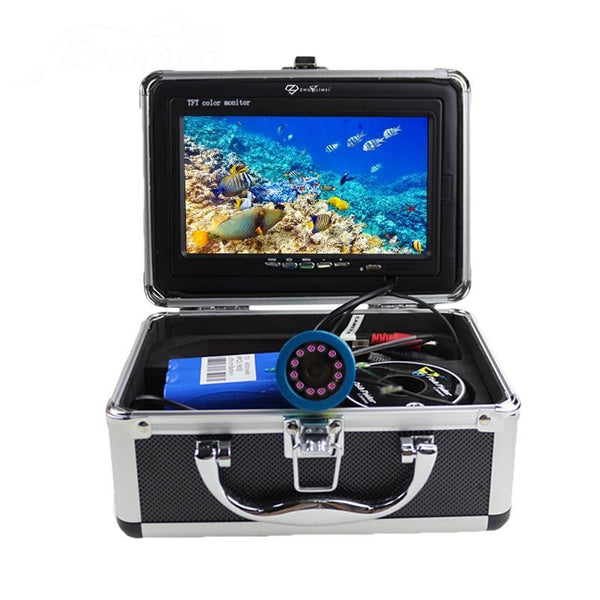 PINkart-USA Dv3524 Fish Finder Camera For Fishing 1000 Tvl Ice Fishing Underwater Fishing Camera Waterproof