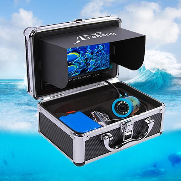 PINkart-USA Dv3524 Video Recording Fish Finder Camera Underwater Waterproof Fishing Fishfinder 1000Tvl Infrared
