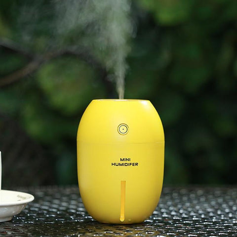 PINkart-USA Essential Oil Diffuser Aromatherapy Humidifier Aroma Diffuser Cool Mist Maker Fogger For Home